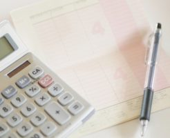 通帳と定期預金